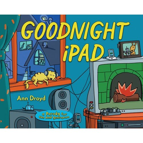 goodnight ipad cover